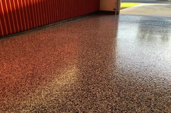 HERMETIC™ Flake Flooring System
