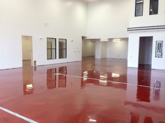 REFLECTOR™ ENHANCER FLOOR/ ELITE CRETE SYSTEMS