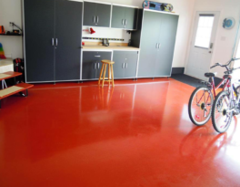 REFLECTOR™ Enhancer Floor/ AllStar Epoxy Flooring Systems